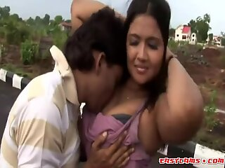big boobs exposed on road full version