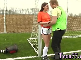 Real amateur teen s on webcam and cute blonde blowjob xxx Dutch football