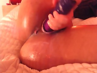 20 minute squirt - INCREDIBLE