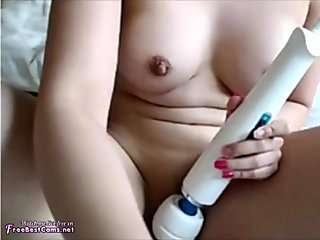 Huge toy on webcam