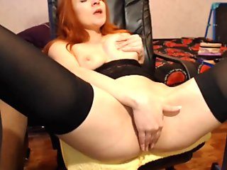 sexxxy webcam girl squirts with ohmibod - Sexxxywebcamgirls.com