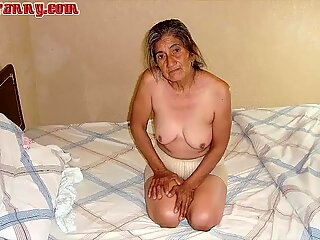 HelloGrannY Latinas and Grannies in Compilation