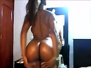 Most perfect ass on webcam
