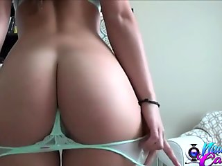 PERFECT BOOTY live On Webcam - More on www.NaughtyCam4U.com