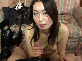 Subtitled chinese gravure model hopeful pov suck off in HD