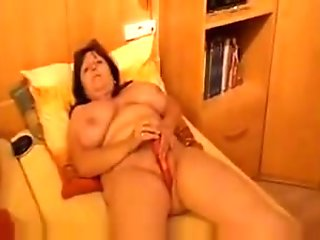 German dildo fuck