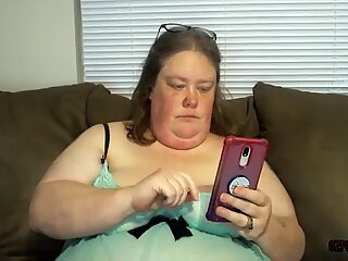 Chubby fat mature bj toy